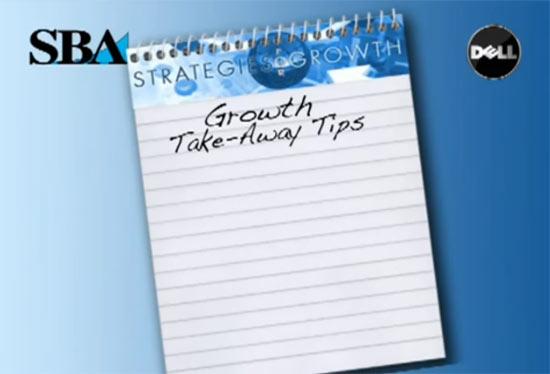 استراتژیهای رشد : آماده شدن برای رشد